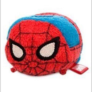 NWT Tsum Tsum Disney Marvel Avengers Spider-Man